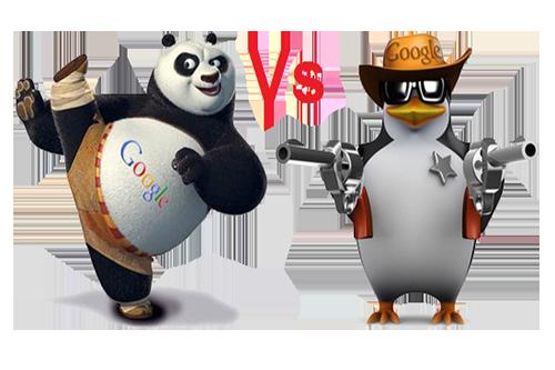 Google Panda / Penguin Recovery