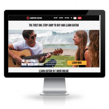 Campfire Guitar Lessons