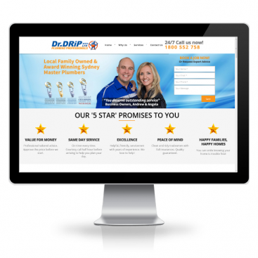 Dr. Drip | Plumbing Professionals